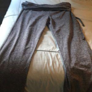 Women's athletic pants. M. Carve Design